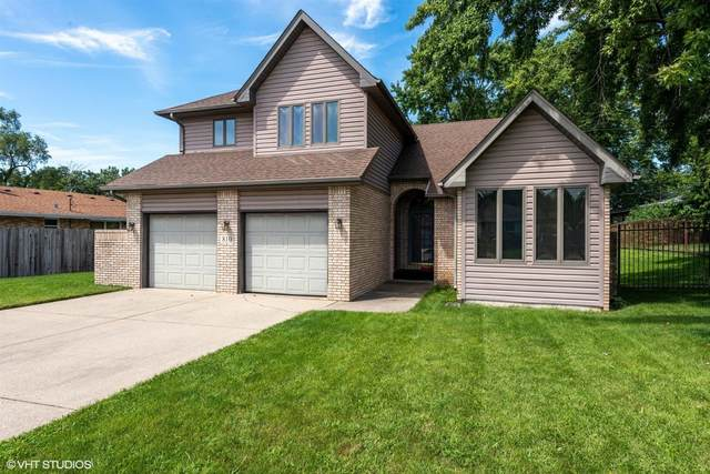 810 W 56th Avenue, Merrillville, IN 46410 (MLS #479629) :: Rossi and Taylor Realty Group