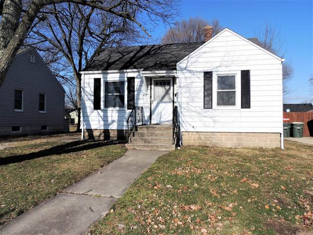 417 Mckinley Street, Valparaiso, IN 46383 (MLS #480392) :: Rossi and Taylor Realty Group