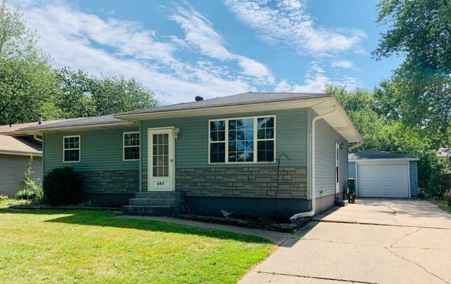 953 W 72nd Place, Merrillville, IN 46410 (MLS #480407) :: Rossi and Taylor Realty Group