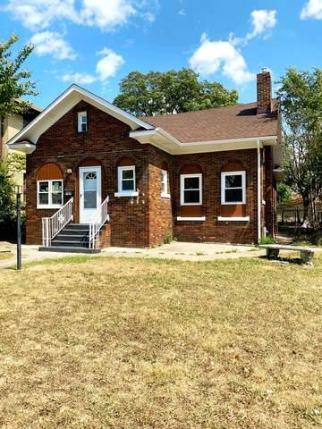 709 Roosevelt Street, Gary, IN 46404 (MLS #480680) :: Lisa Gaff Team
