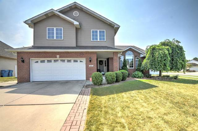 1492 Prince Drive, Dyer, IN 46311 (MLS #480779) :: Rossi and Taylor Realty Group
