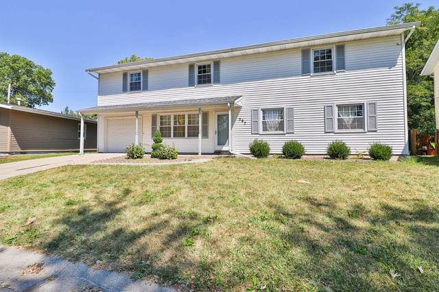 397 Sassafrass Drive, Valparaiso, IN 46385 (MLS #480819) :: Rossi and Taylor Realty Group