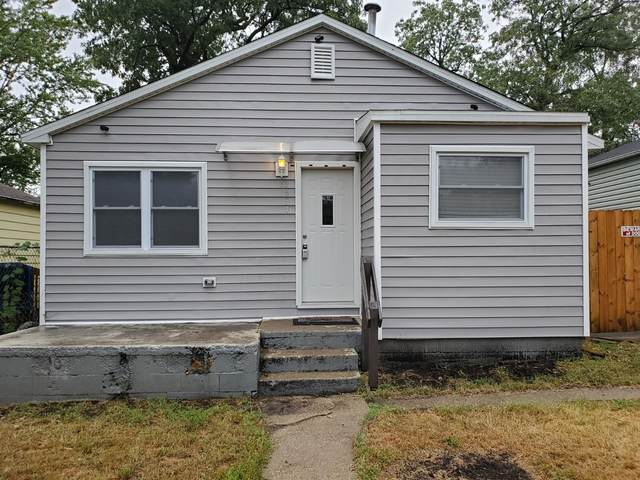 3634 Wisconsin Street, Lake Station, IN 46405 (MLS #480985) :: McCormick Real Estate