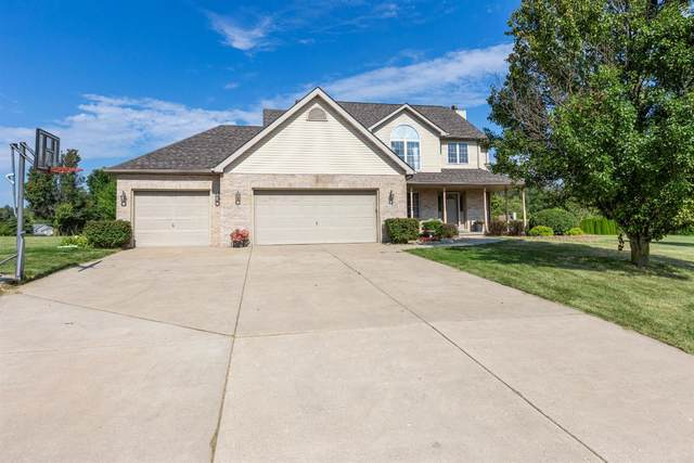 387 Slow Draw Drive, Valparaiso, IN 46383 (MLS #481032) :: Rossi and Taylor Realty Group