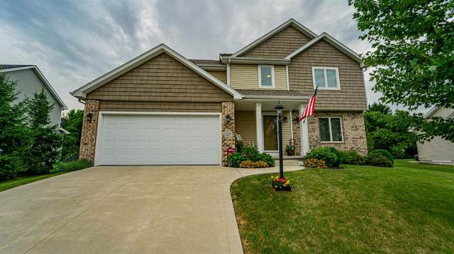 117 Wintergreen Drive, New Carlisle, IN 46552 (MLS #481154) :: Rossi and Taylor Realty Group