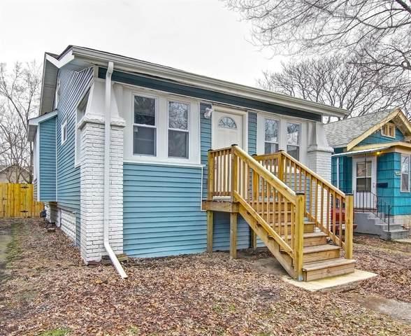 6644 Van Buren Avenue, Hammond, IN 46324 (MLS #481172) :: Rossi and Taylor Realty Group