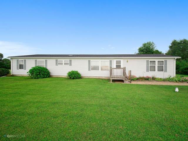 9391 N 500 W, Lake Village, IN 46349 (MLS #481231) :: Rossi and Taylor Realty Group