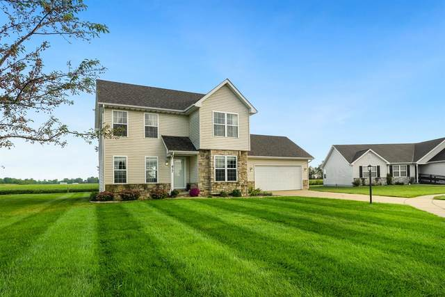 617 Fieldcrest Circle, Wanatah, IN 46390 (MLS #481745) :: Rossi and Taylor Realty Group
