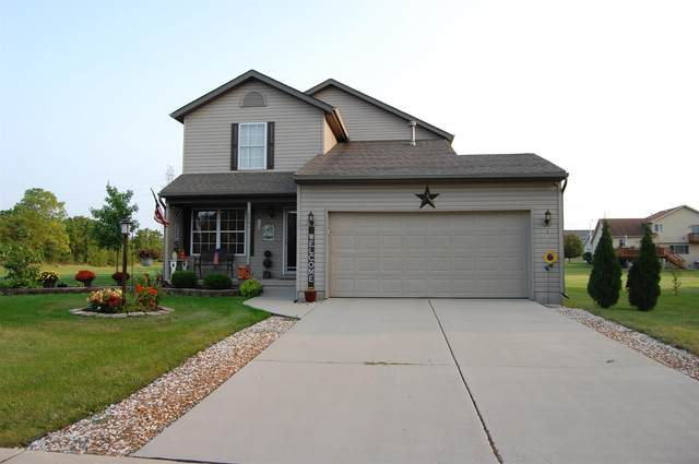 2401 W 85th Avenue, Merrillville, IN 46410 (MLS #481900) :: Rossi and Taylor Realty Group