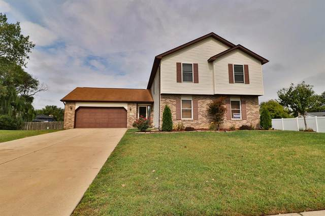 2724 W 65th Avenue, Merrillville, IN 46410 (MLS #481970) :: Rossi and Taylor Realty Group