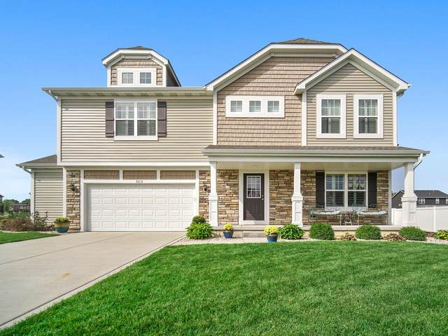 8818 Teal Place, St. John, IN 46373 (MLS #482112) :: Rossi and Taylor Realty Group