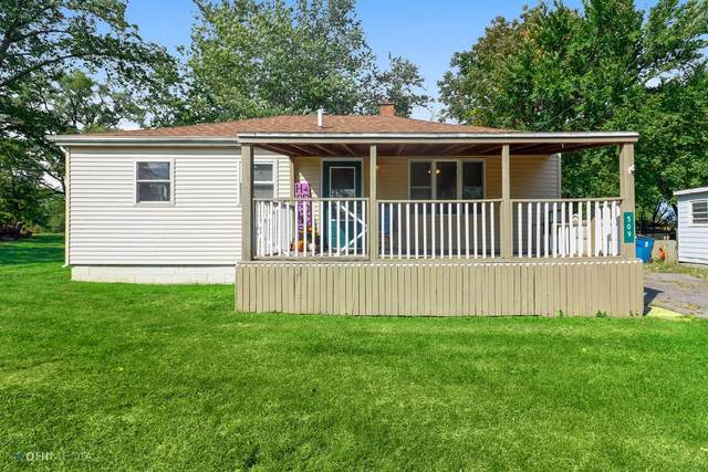 509 Indiana Avenue, Lowell, IN 46356 (MLS #482136) :: Rossi and Taylor Realty Group