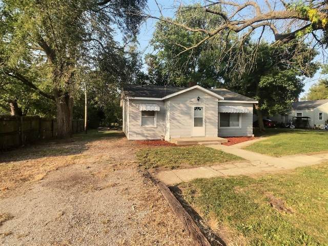 110 E North Street, Goodland, IN 47948 (MLS #482149) :: McCormick Real Estate