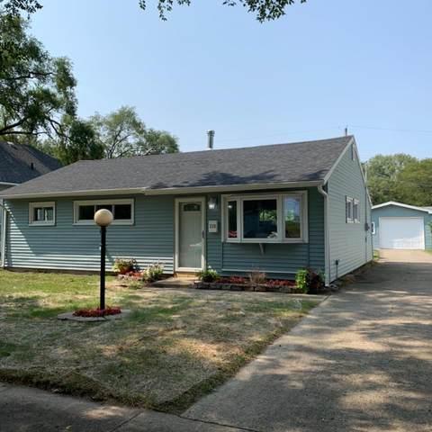 220 Calhoun Street, Gary, IN 46406 (MLS #482220) :: Lisa Gaff Team