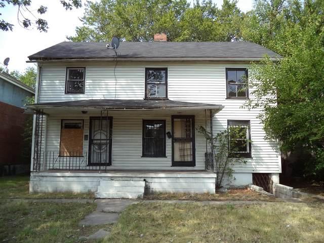750-52 Van Buren Street, Gary, IN 46402 (MLS #482228) :: Rossi and Taylor Realty Group