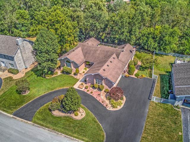 2801 Lancelot Lane, Dyer, IN 46311 (MLS #482276) :: Rossi and Taylor Realty Group