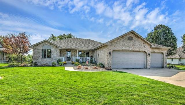 11853 Heron Lake Road, St. John, IN 46373 (MLS #482289) :: Rossi and Taylor Realty Group