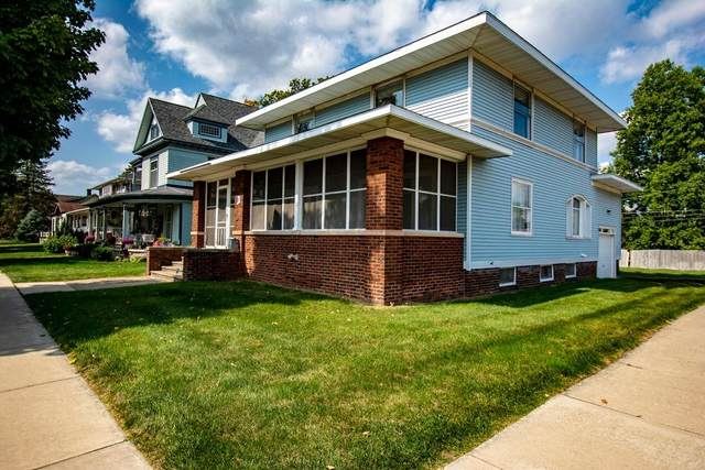 101 W Michigan Street, New Carlisle, IN 46552 (MLS #482295) :: Rossi and Taylor Realty Group