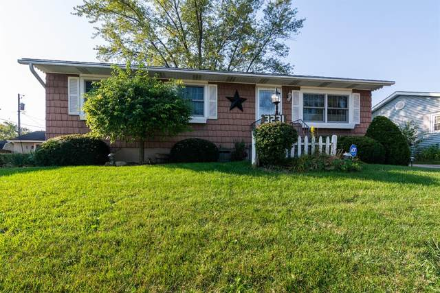 3231 W 75th Place, Merrillville, IN 46410 (MLS #482362) :: Lisa Gaff Team