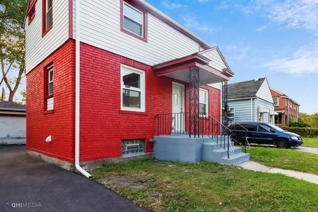 6112 Noble Avenue, Hammond, IN 46320 (MLS #482427) :: Lisa Gaff Team