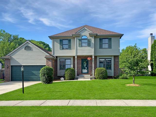 110 Pheasant Run Drive, Porter, IN 46304 (MLS #482431) :: Rossi and Taylor Realty Group