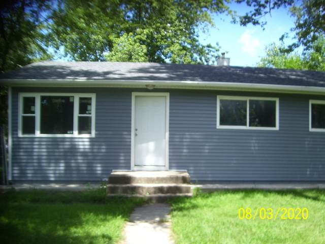 1110 E 39th Avenue, Gary, IN 46409 (MLS #482457) :: Rossi and Taylor Realty Group