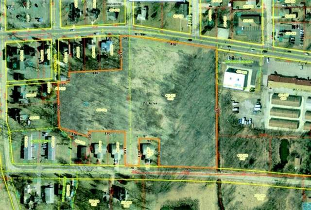 0 E Commercial Avenue, Lowell, IN 46356 (MLS #482509) :: Rossi and Taylor Realty Group
