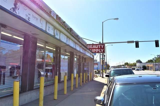 4685-4691 Broadway, Gary, IN 46409 (MLS #483111) :: McCormick Real Estate