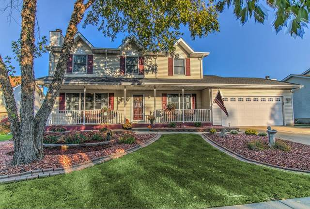 8739 Hamlin Place, Crown Point, IN 46307 (MLS #483195) :: Rossi and Taylor Realty Group