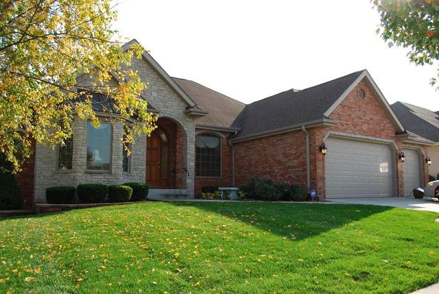 443 Meadow Ridge Drive, Schererville, IN 46375 (MLS #483275) :: Rossi and Taylor Realty Group