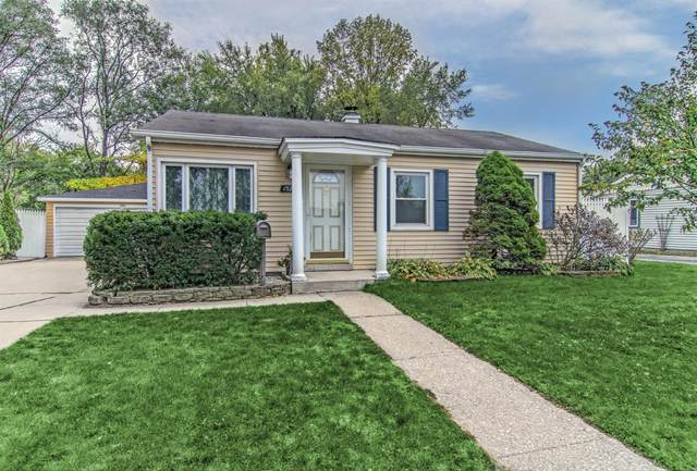 1578 177th Place, Hammond, IN 46324 (MLS #483284) :: Rossi and Taylor Realty Group