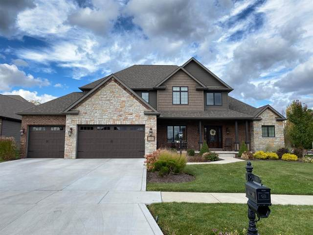 421 W Sandhurst Drive, Valparaiso, IN 46385 (MLS #483359) :: Rossi and Taylor Realty Group
