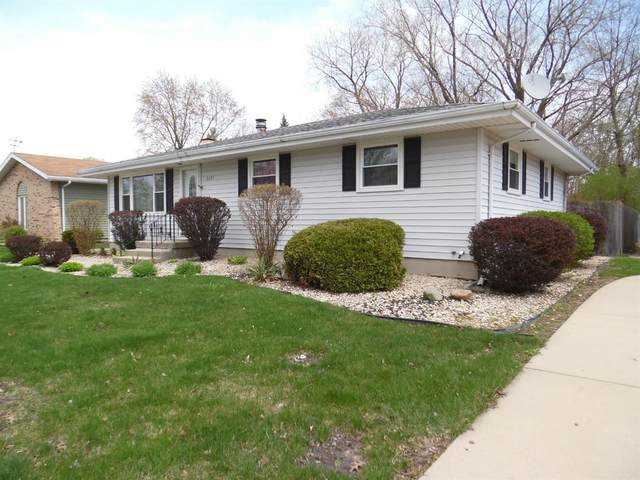 9321 Waymond Avenue, Highland, IN 46322 (MLS #483361) :: Rossi and Taylor Realty Group