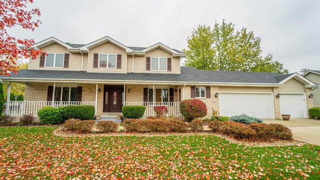 9427 E Oakridge Drive, St. John, IN 46373 (MLS #483504) :: Rossi and Taylor Realty Group