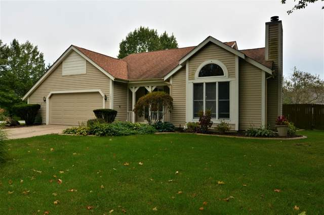 1451 Sugar Mill Court, Valparaiso, IN 46385 (MLS #483528) :: Rossi and Taylor Realty Group