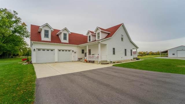 9390 N 90 W, Lake Village, IN 46349 (MLS #483551) :: McCormick Real Estate