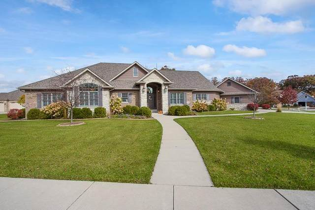 1145 Mary Ellen Court, Crown Point, IN 46307 (MLS #483868) :: Rossi and Taylor Realty Group