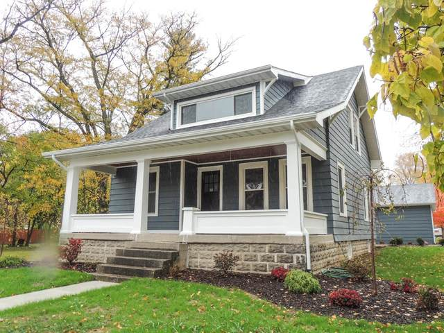 407 Glendale Boulevard, Valparaiso, IN 46383 (MLS #483938) :: Rossi and Taylor Realty Group