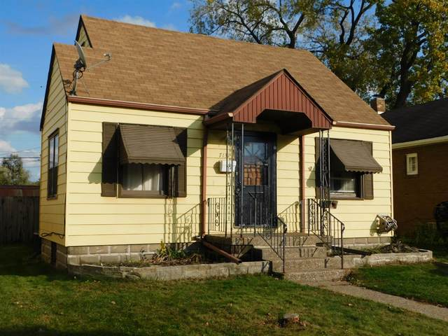 7131 Jefferson Avenue, Hammond, IN 46324 (MLS #483974) :: Rossi and Taylor Realty Group