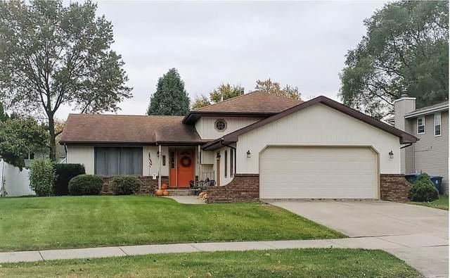 437 Gregory Street, Schererville, IN 46375 (MLS #484000) :: McCormick Real Estate