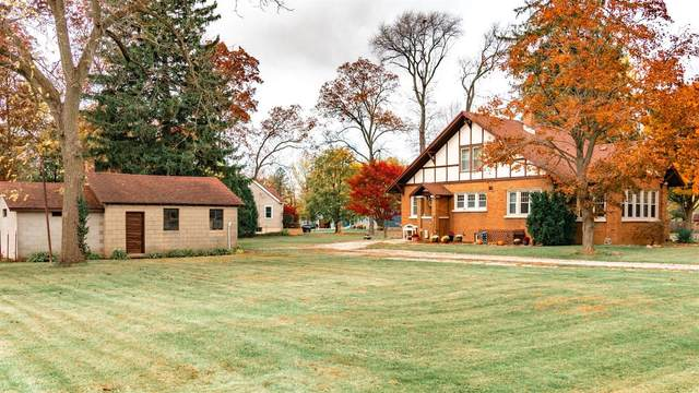 305 N Church Street, Kouts, IN 46347 (MLS #484022) :: Rossi and Taylor Realty Group