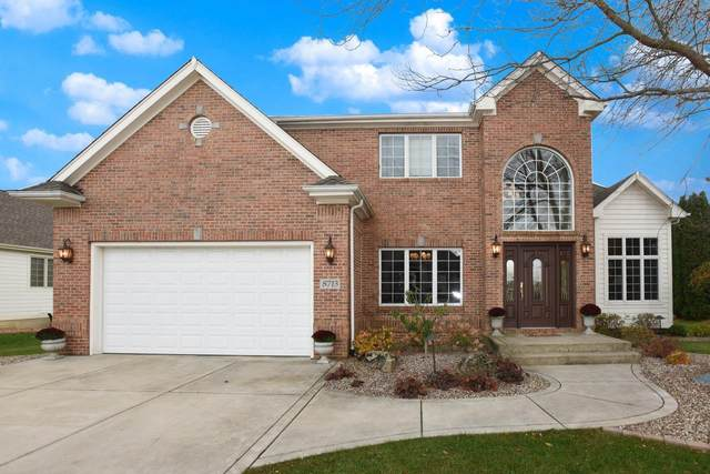 8713 Doubletree Drive S, Crown Point, IN 46307 (MLS #484056) :: Rossi and Taylor Realty Group