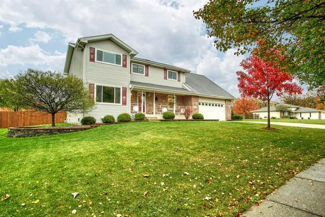 9675 W Oakridge Drive, St. John, IN 46373 (MLS #484058) :: Rossi and Taylor Realty Group