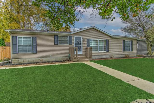 209 N True Street, Griffith, IN 46319 (MLS #484064) :: Rossi and Taylor Realty Group