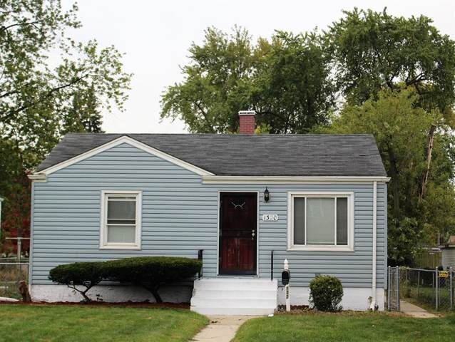 1320 175th Street, Hammond, IN 46324 (MLS #484065) :: Rossi and Taylor Realty Group
