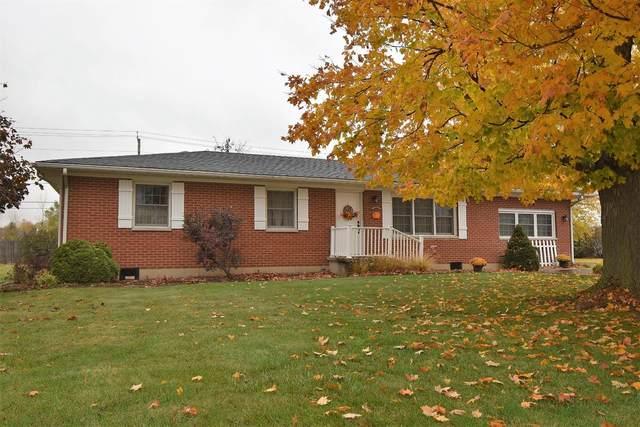 828 W Charles Street, Rensselaer, IN 47978 (MLS #484168) :: McCormick Real Estate