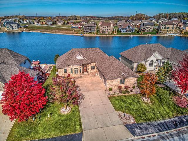 9140 Doubletree Drive S, Crown Point, IN 46307 (MLS #484231) :: Lisa Gaff Team