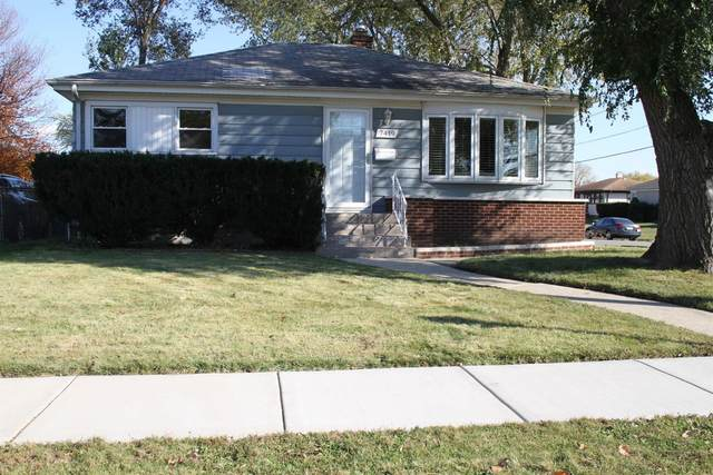 7419 Carolina Avenue, Hammond, IN 46323 (MLS #484296) :: Rossi and Taylor Realty Group