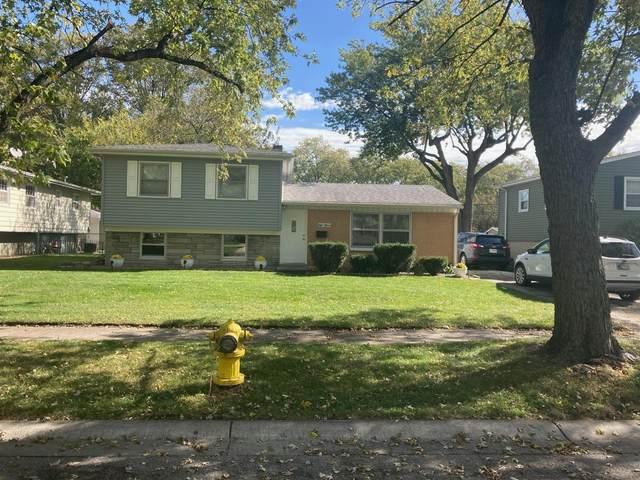 815 N Oakwood Street, Griffith, IN 46319 (MLS #484334) :: Lisa Gaff Team