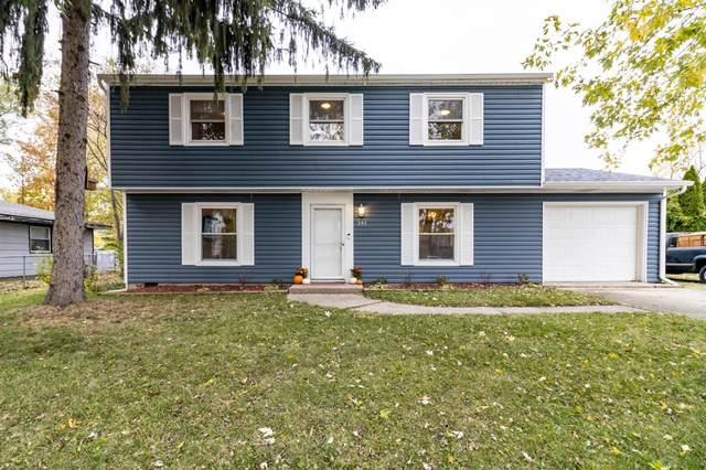 397 Briarwood Drive, Valparaiso, IN 46385 (MLS #484409) :: McCormick Real Estate